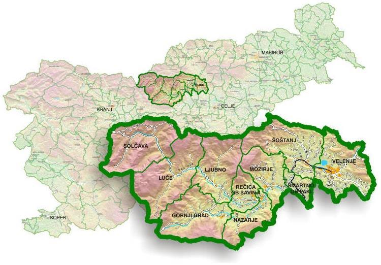 sasa regija